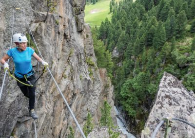 Obergurgler Klettersteig